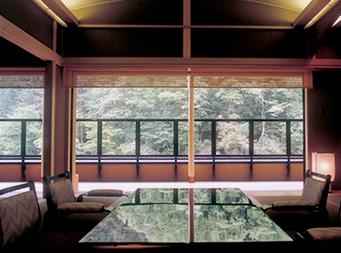 源泉掛け流し露天風呂付特別客室 北岳 2