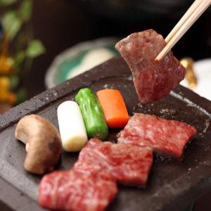 冬季限定・土曜日・休前日も平日料金で・甲州黒毛和牛を味わう慶雲館スタンダード標準プラン